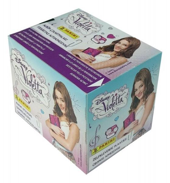 Disney - Violetta - Box mit 50 Tüten (2014)