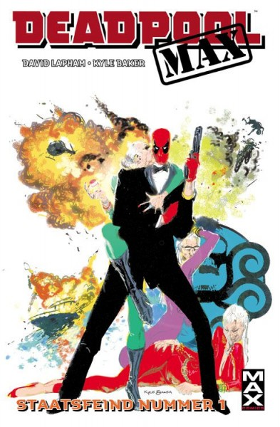 Maximum 51: Deadpool Max 3