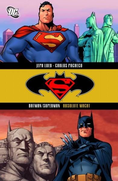 Batman/Superman 3: Absolute Macht