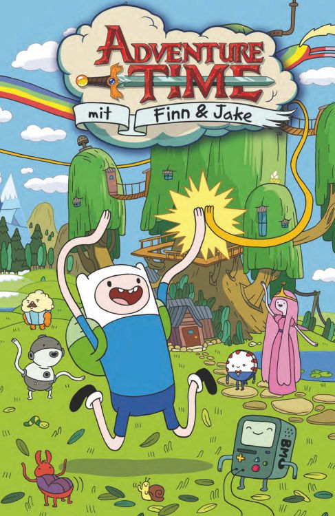 Adventure Time - Comic 1