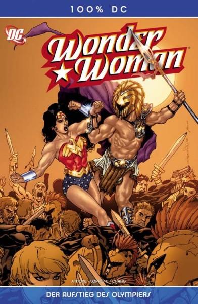 100% DC 27: Wonder Woman