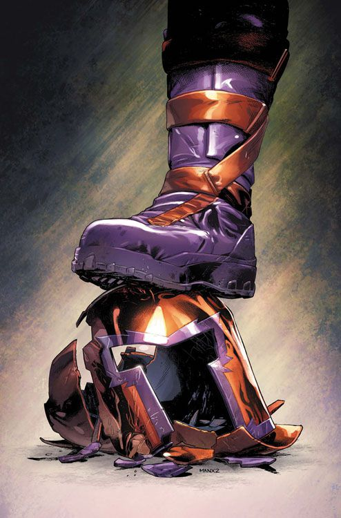 X-Men Sonderheft 35 - Magneto Variant