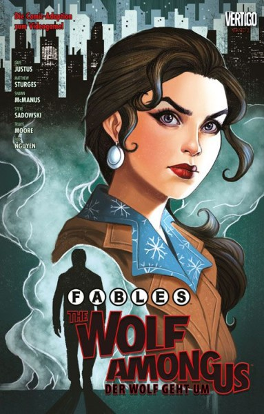 Fables: the Wolf Among Us - Der Wolf geht um 2