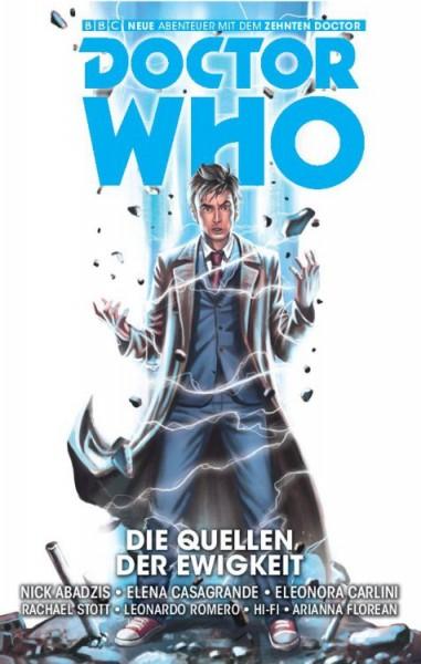 Doctor Who - Der zehnte Doctor 3 - Die Quellen der Ewigkeit