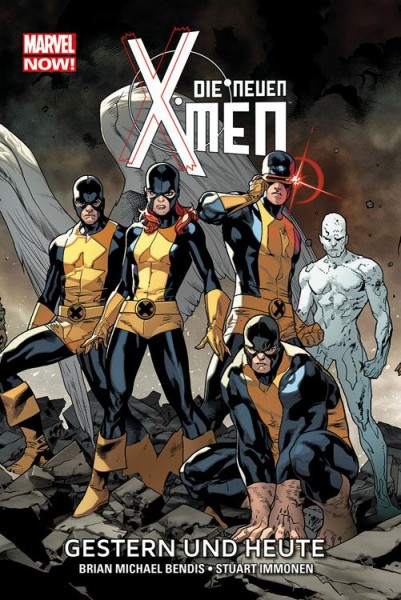 Marvel Now!: Die neuen X-Men 1