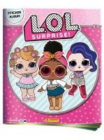 L.O.L. Surprise Stickerkollektion - Album