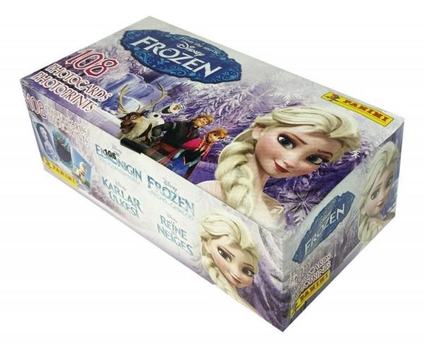 Disney: Die Eiskönigin - Fotokarten - Box mit 24 Tüten
