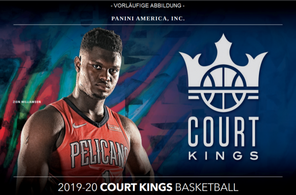 NBA Court KIngs 2019/20 - Trading Cards - Blasterbox