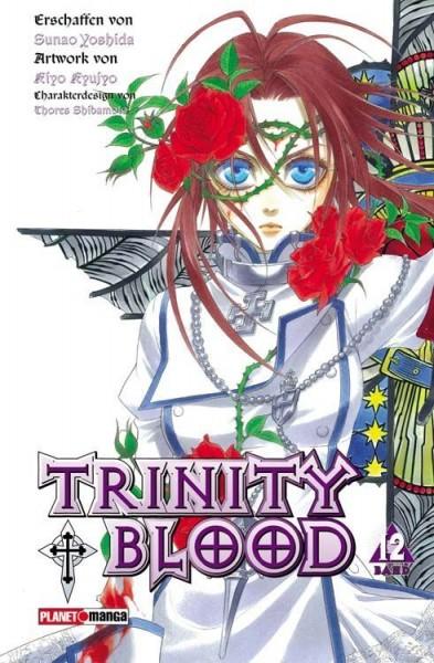 Trinity Blood 12