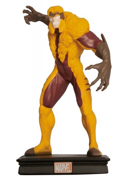 Marvel Universum Figuren-Kollektion: #23 Sabretooth
