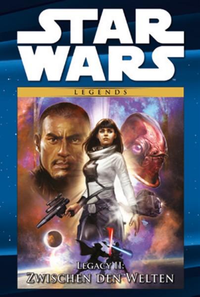 Star Wars Comic-Kollektion 92: Legacy II - Zwischen den Welten