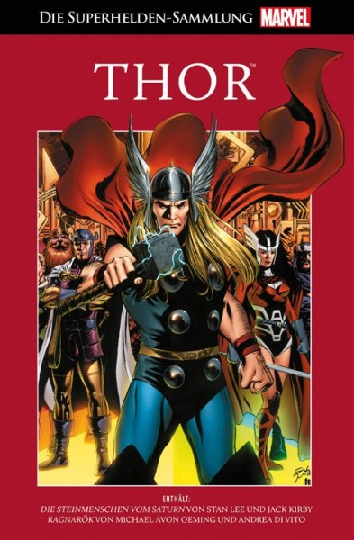 Die Marvel Superhelden Sammlung 4: Thor