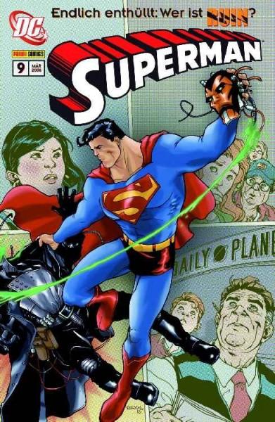 Superman Sonderband 9: Enthüllungen