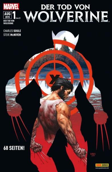 Der Tod von Wolverine 1