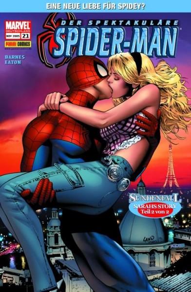 Der spektakuläre Spider-Man 21