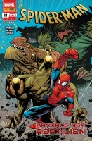 Spider-Man 21 Cover