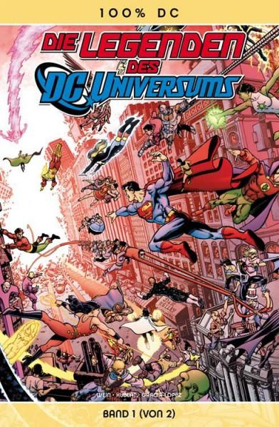 100% DC 29: Die Legenden des DC-Universums 1