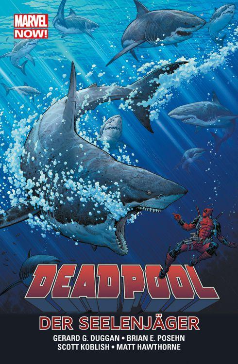 Marvel Now!: Deadpool 2