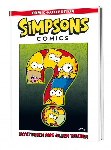 Simpsons Comic-Kollektion 42 - Mysterien aus allen Welten