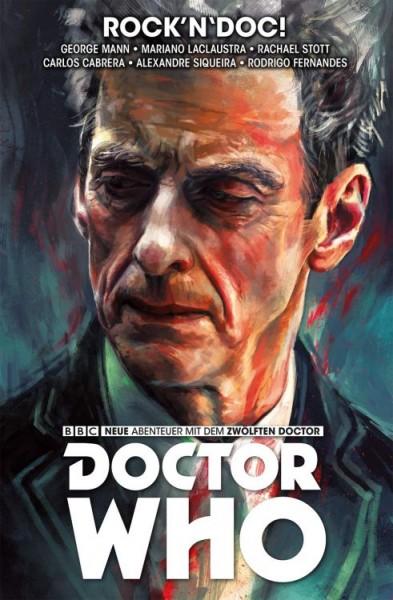 Doctor Who: Der zwölfte Doctor 5: Rock'n'Doc