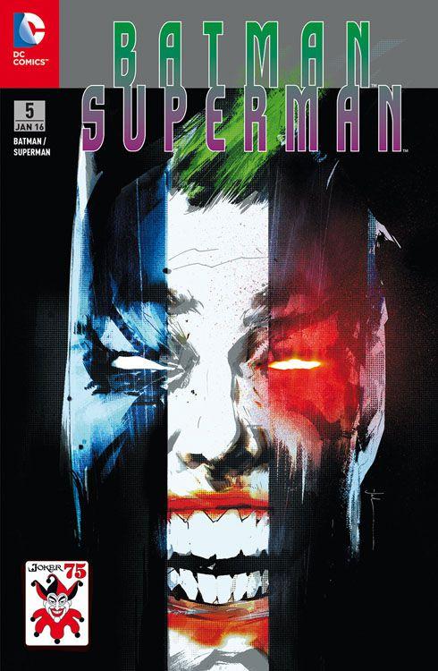 Batman/Superman 5 Joker Variant
