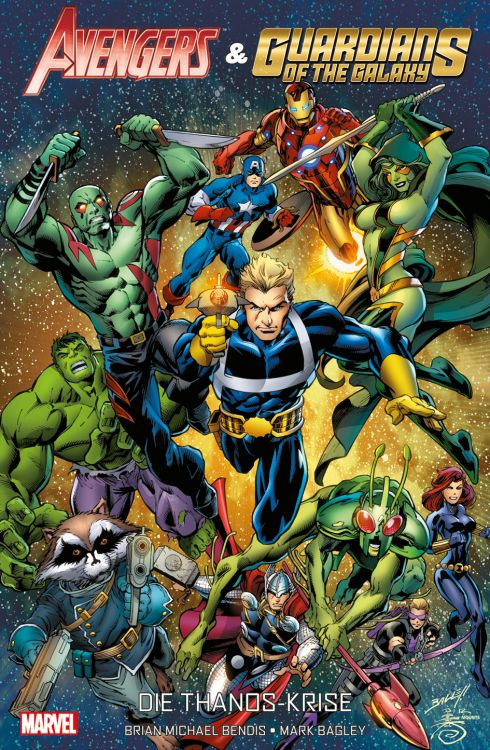 Avengers & Guardians of the Galaxy