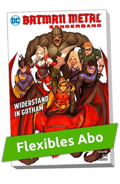 Flexibles Abo - Batman Sonderband