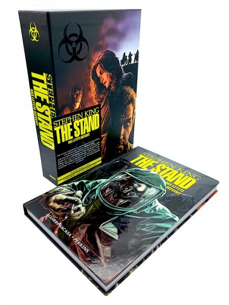 Stephen King: The Stand - Das letzte Gefecht 1 Hardcover und Schuber