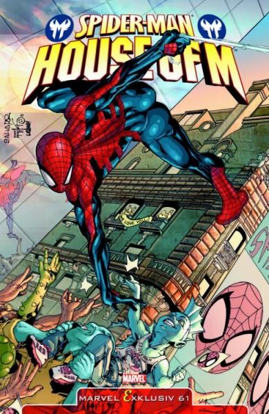 Marvel Exklusiv 61: Spider-Man House of M Hardcover