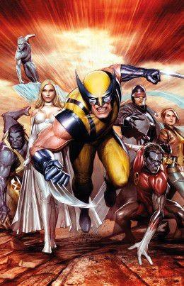 X-Men 142 Variant - Comic Action 2012