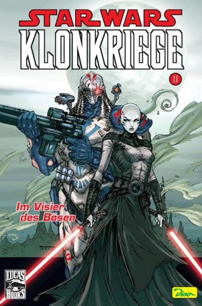 Star Wars Sonderband 19: Klonkriege II - Im Visier des Bösen