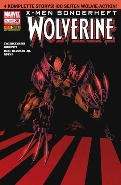 X-Men Sonderheft 28: Wolverine - Snikt!