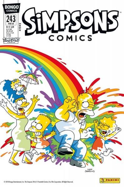 Simpsons Comics 243