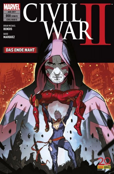 Civil War II Band 8