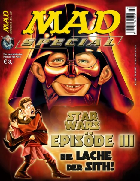MAD Special 10: Star Wars
