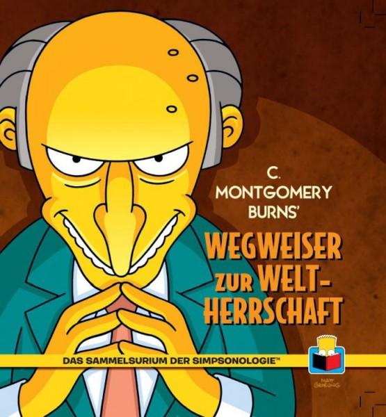 Sammelsurium der Simpsonologie: C. Montgomery Burns' Wegweiser zur Weltherrschaft