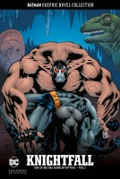 Batman Graphic Novel Collection 41 Knightfall - Der Sturz des Dunklen Ritters, Teil 2 Cover