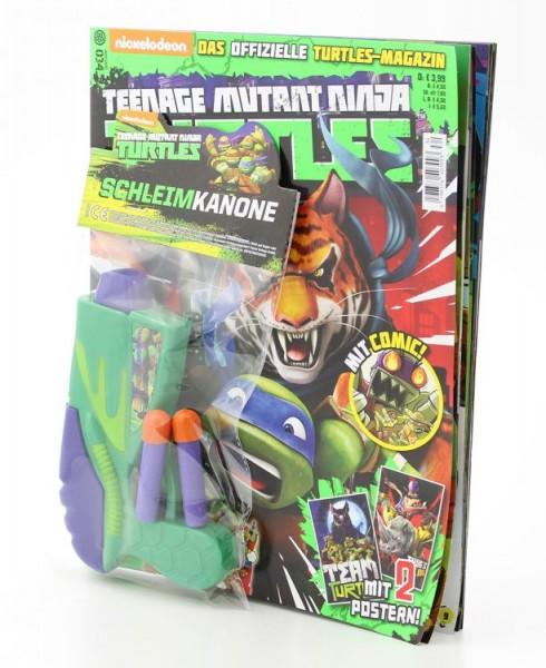 Teenage Mutant Ninja Turtles - Magazin 34