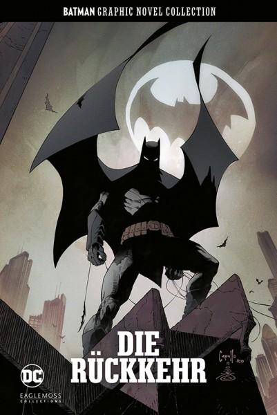 Batman Graphic Novel Collection 30: Die Rückkehr Cover