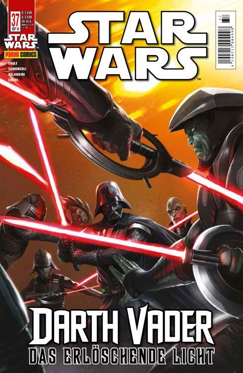 Star Wars 37: Darth Vader - Das...