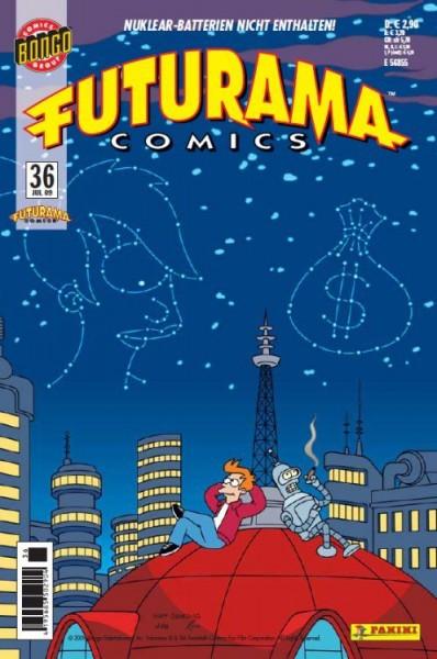 Futurama Comics 36