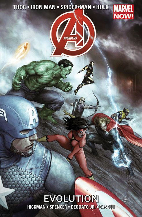 Marvel Now!: Avengers 3