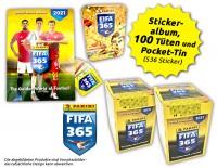 Panini FIFA 365 Stickerkollektion 2021 - Mega-Bundle