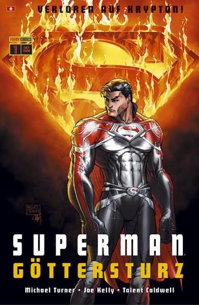 Superman Sonderband 1: Göttersturz