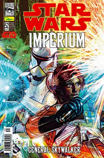 Star Wars 52: Imperium - General Skywalker
