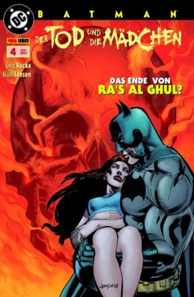 Batman Sonderband 4: Der Tod und die Mädchen 2