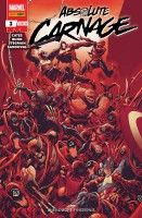 Absolute Carnage 3: Unendliche Finsternis Cover