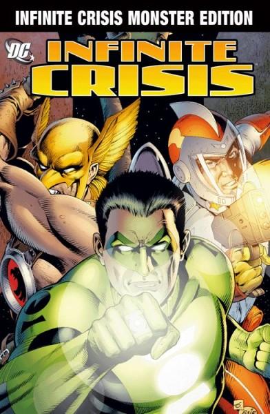 Infinite Crisis Monster 3