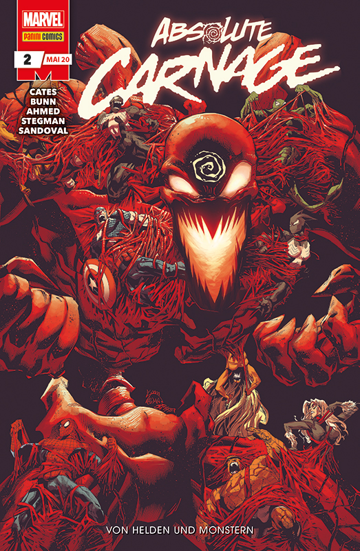 Absolute Carnage Bd. 2