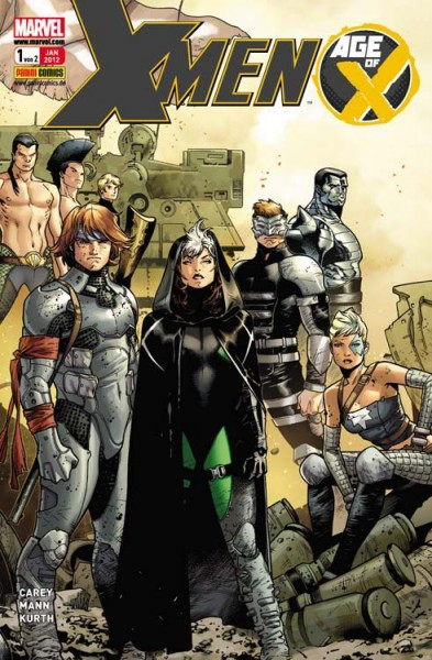 X-Men Sonderband: Age of X 1